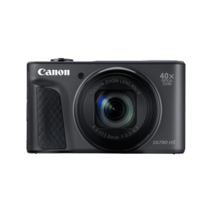 frontal Canon PowerShot SX730 HS