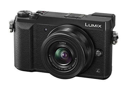 Cámara Panasonic Lumix DMC-GX80 Evil