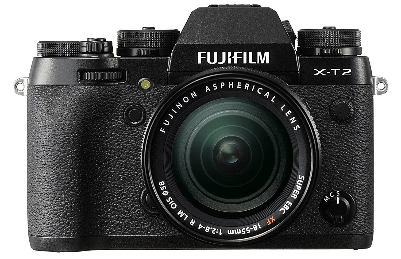 Cámara Fujifilm X-T2 Evil