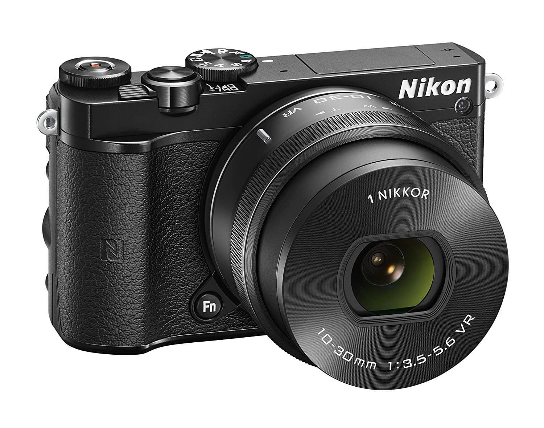 Cámara Nikon 1 J5 Evil