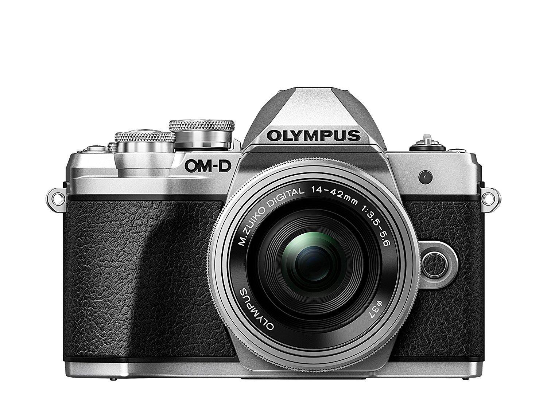 Cámara Olympus OM-D E-M10 Mark III Evil