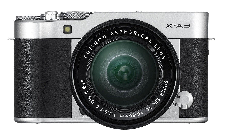 Cámara Fujifilm X-A3 Evil