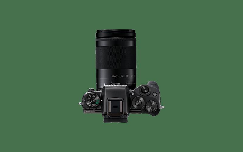 Objetivo Cámara EVIL Canon EOS M5