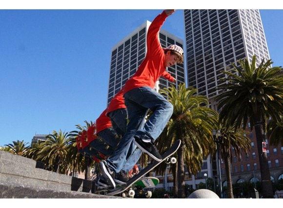 Motion Shot Video de Sony DSC-HX60
