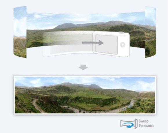 Fotografía panorámica con Sony DSC-W830