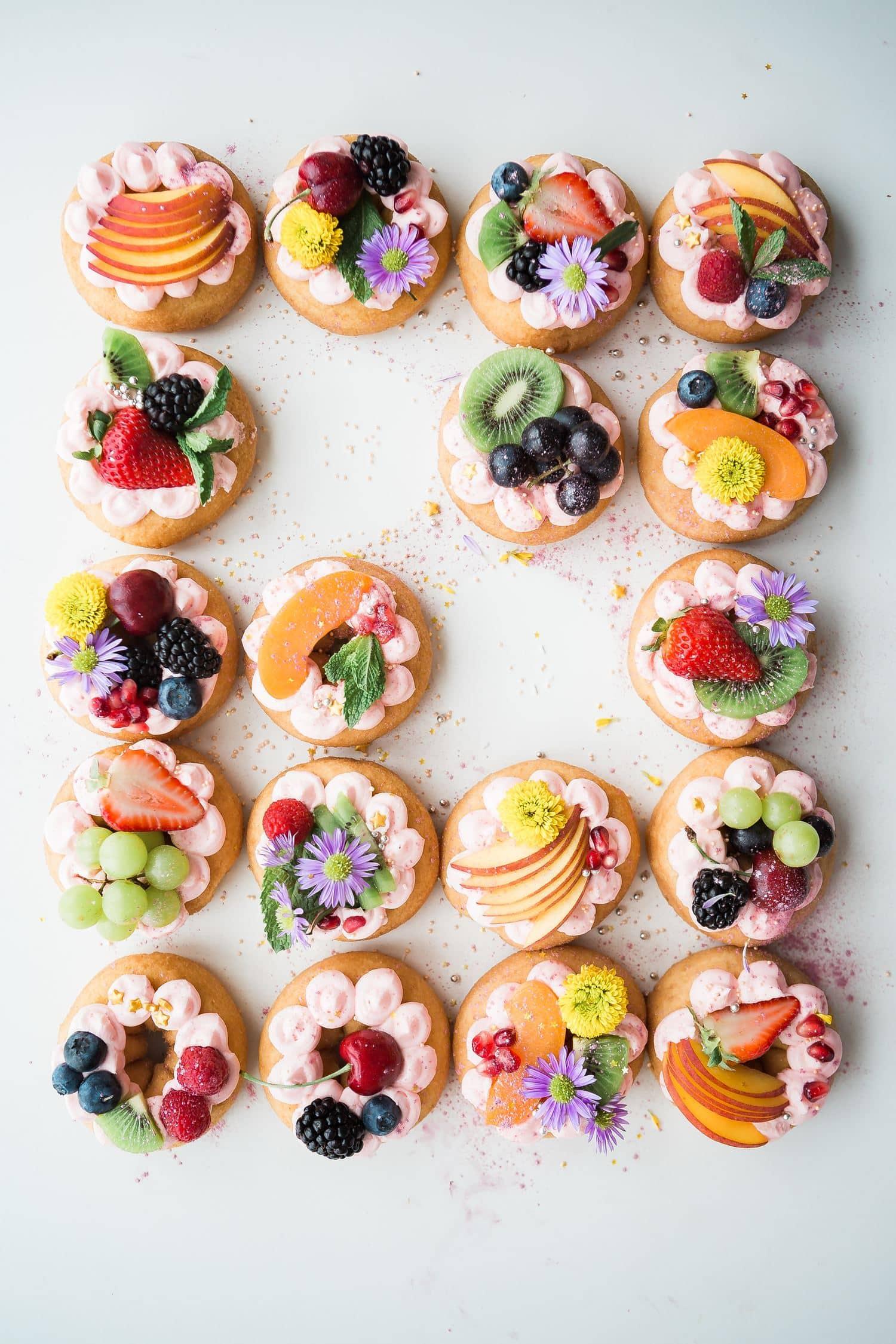 fotografía fin de año pastelitos