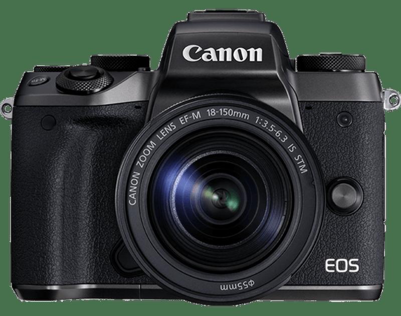 Cámara Canon Eos M5 Evil