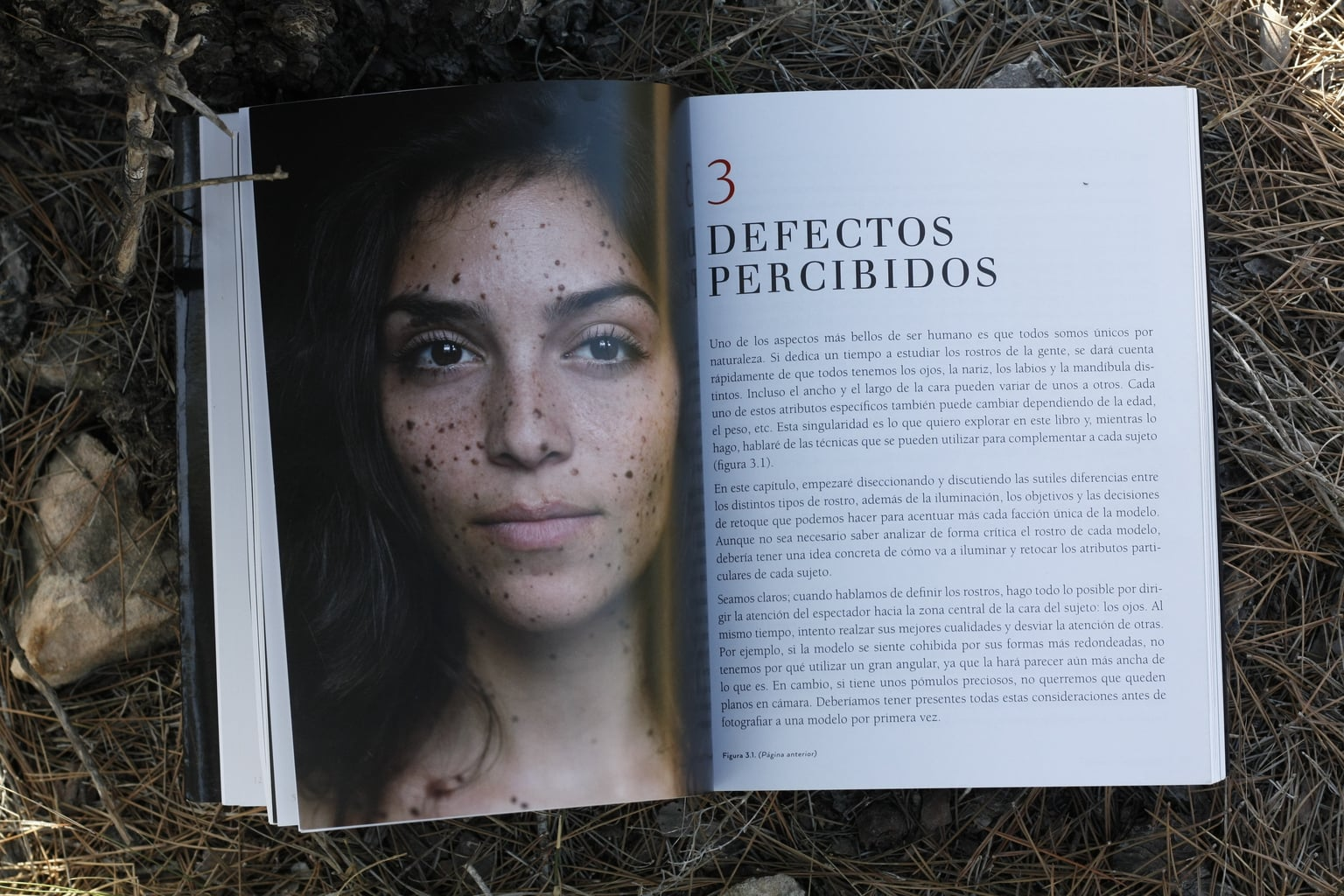 Defectos percebidos libro fotografíar a la mujer