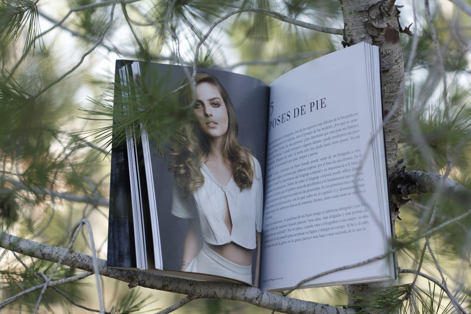 fotografía belleza libro fotografíar a la mujer