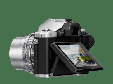 Pantalla cámara EVIL Olympus OM-D E-M10 Mark III