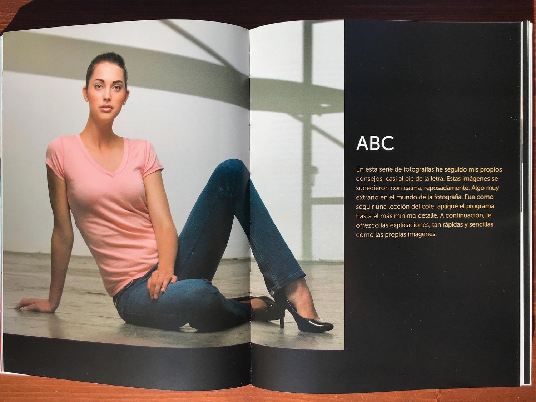 ABC libro Diseñar la luz