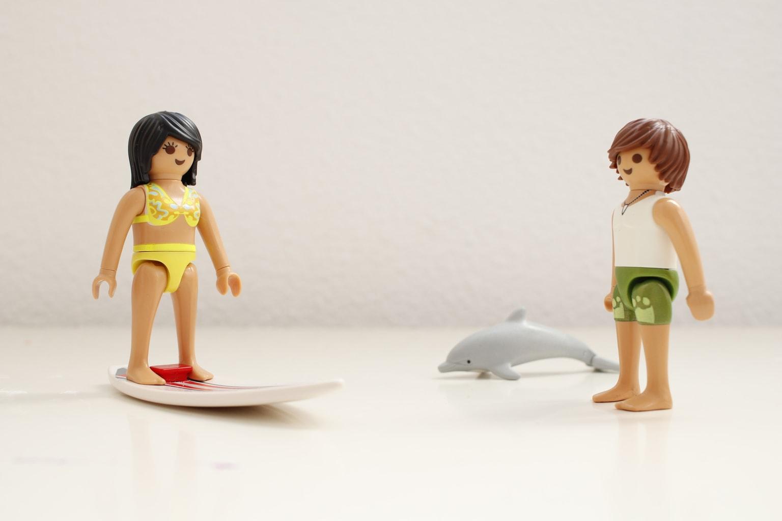 Fotografía de Lego