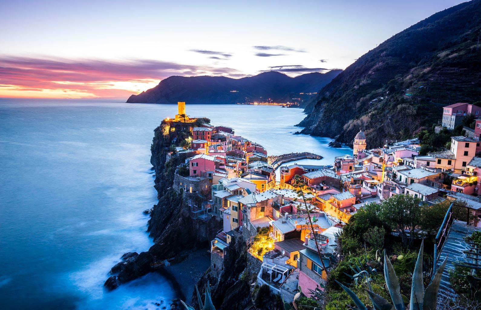 Fotografía Cinque Terre
