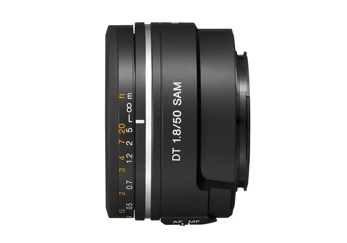 objetivo Sony 50mm