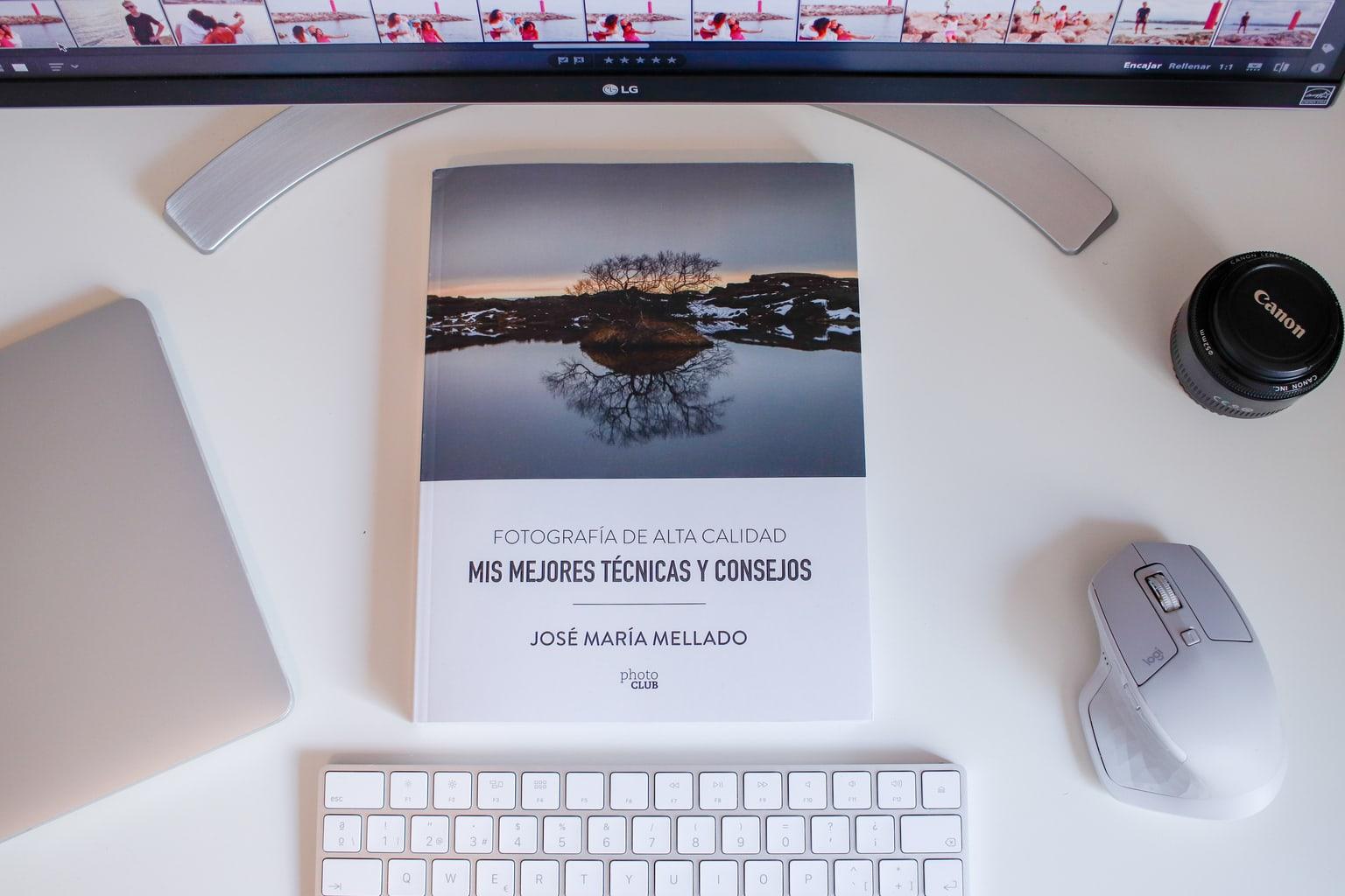 Frontal Libro Mis Mejores Técnicas y Consejos