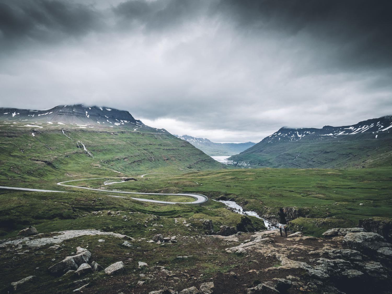 fotografía paisajes de una pradera
