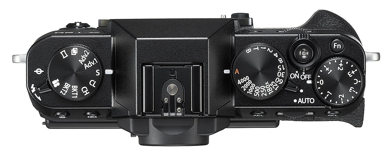 Botones Cámara EVIL Fujifilm X-T20