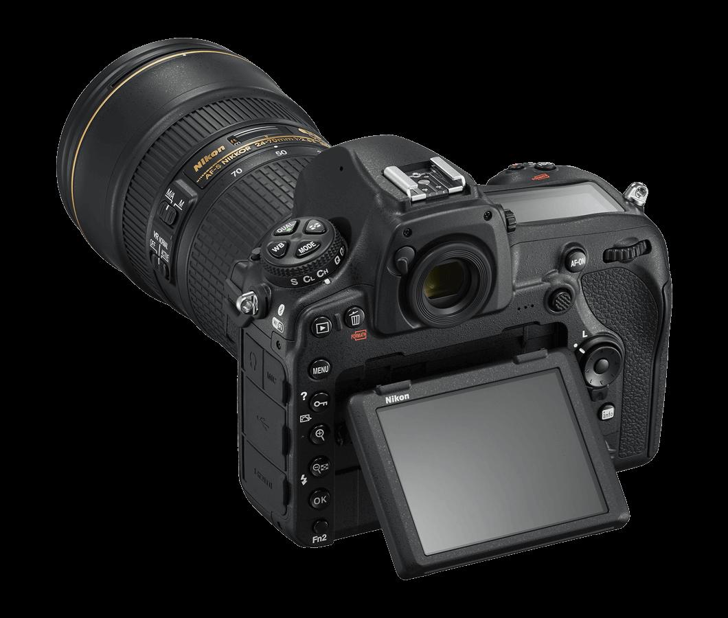Pantalla Cámara Réflex Nikon D850