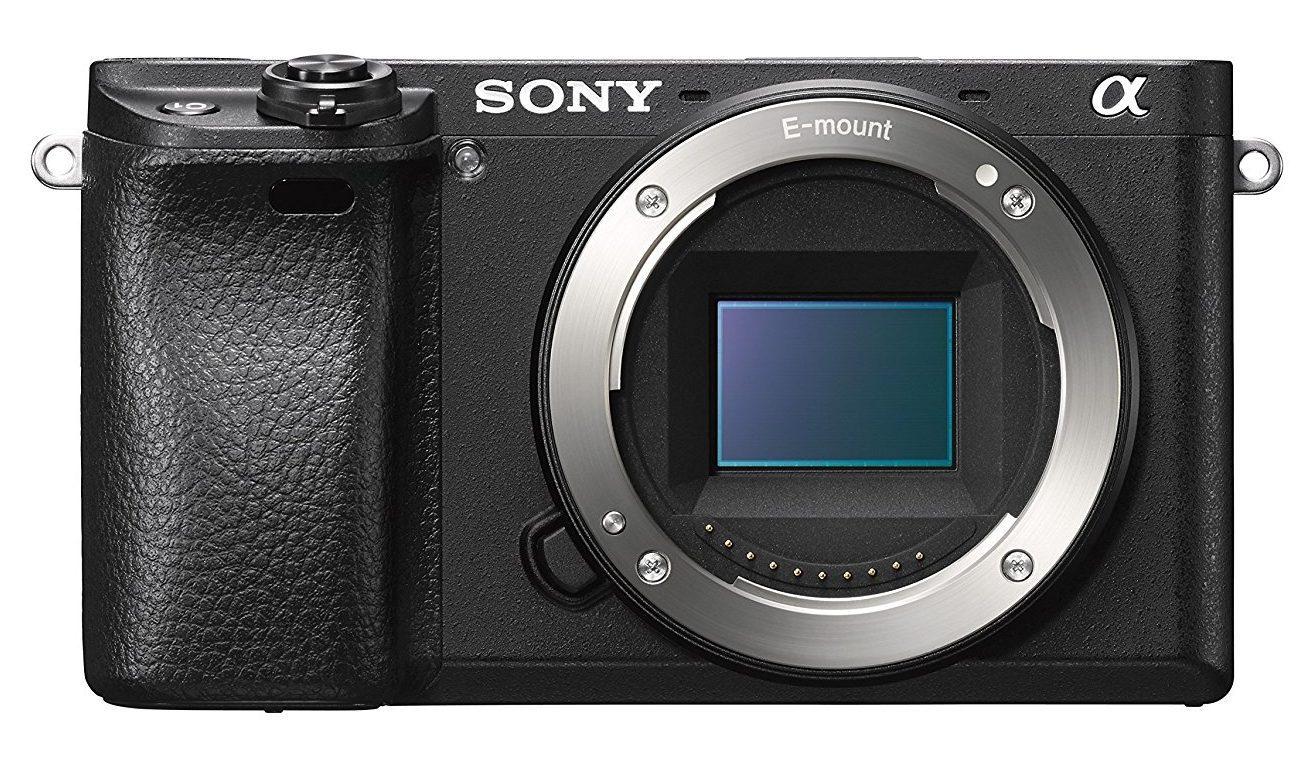 Cámara EVIL Sony A6300