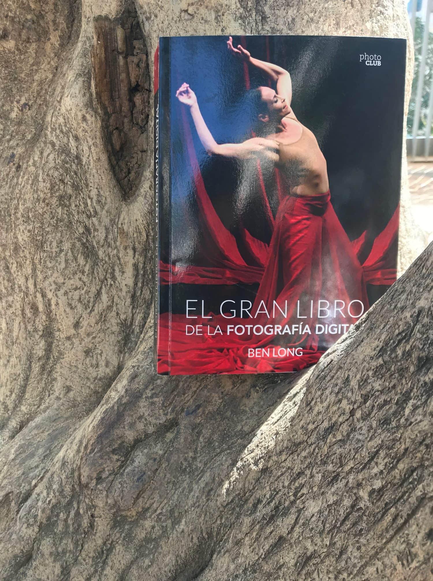 Portada árbol Libro el gran libro de la fotografía digital