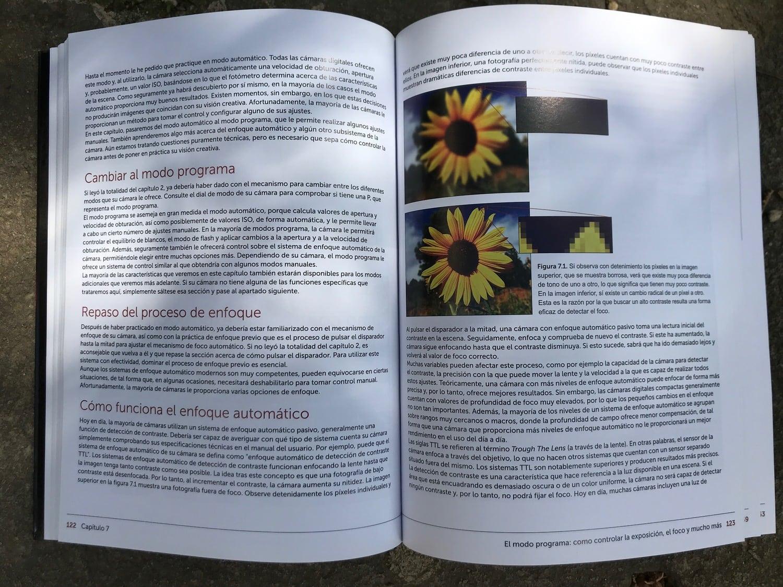 Enfoque Libro El Gran Libro de la Fotografía Digital