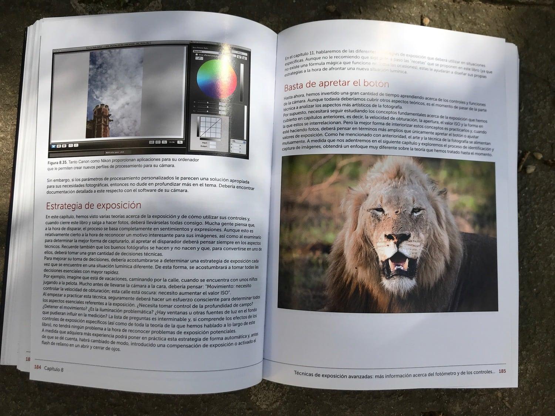 Exposición Libro El Gran Libro de la Fotografía Digital