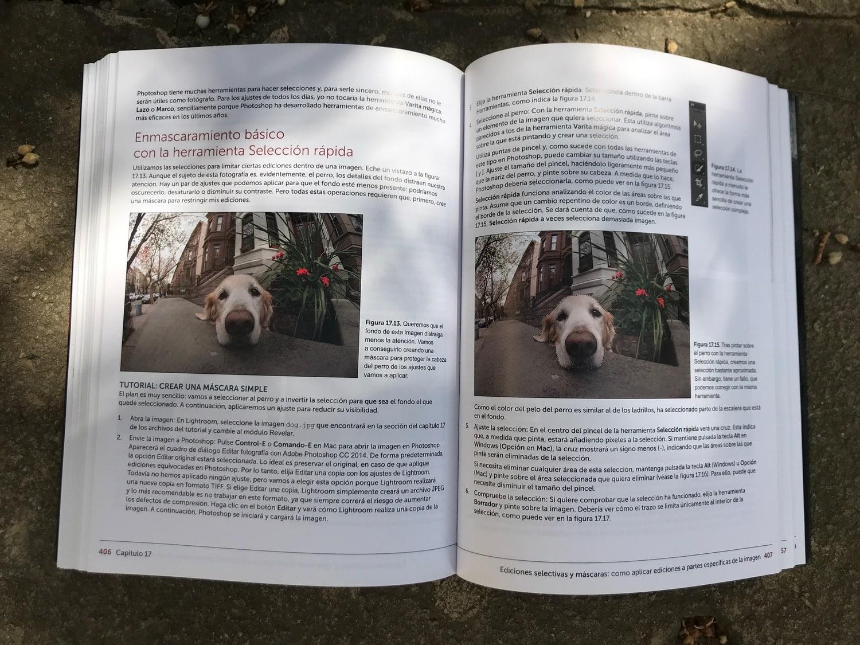 Enmascaramiento Libro el gran libro de la fotografía digital