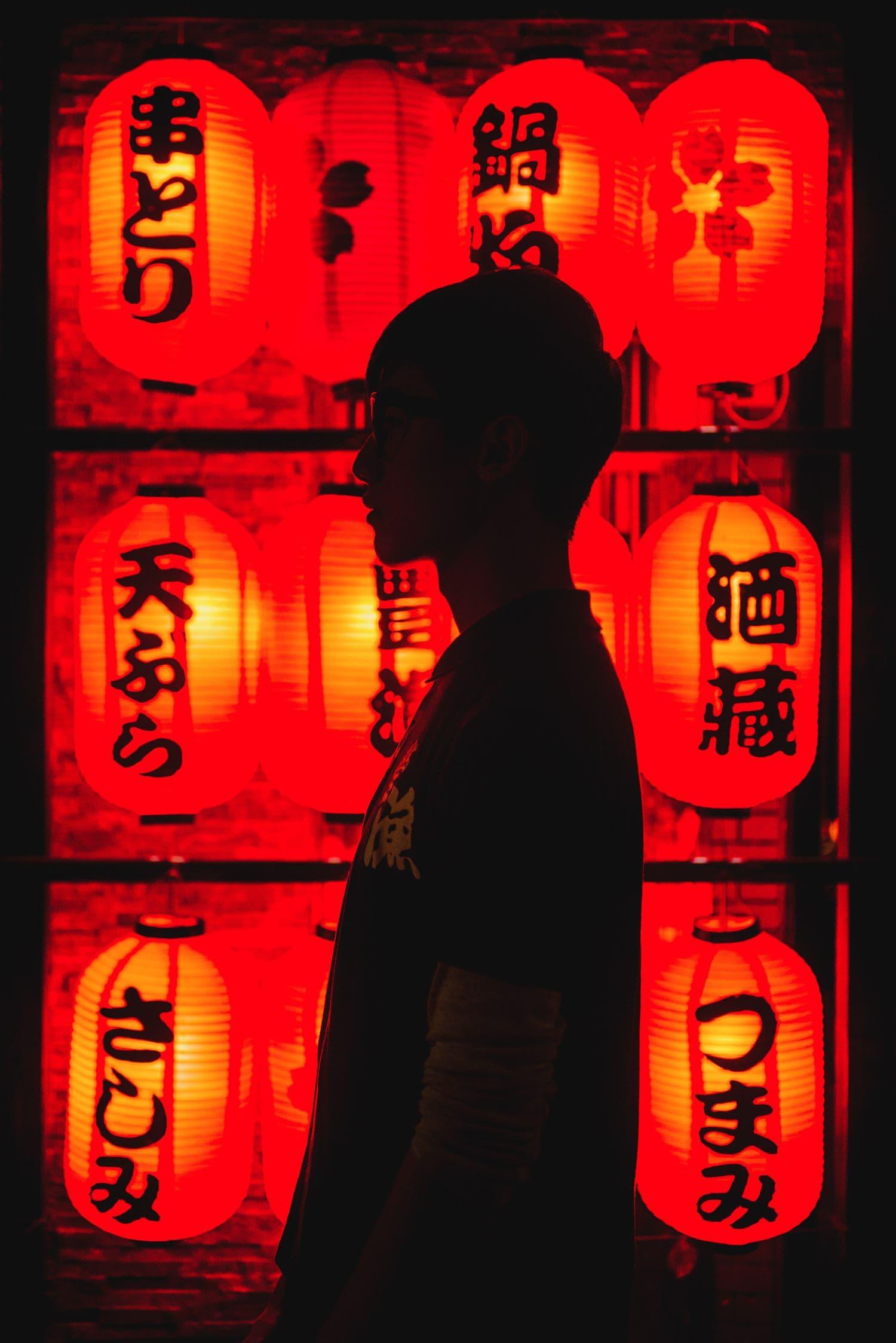 fotografía Temperatura de color cálida