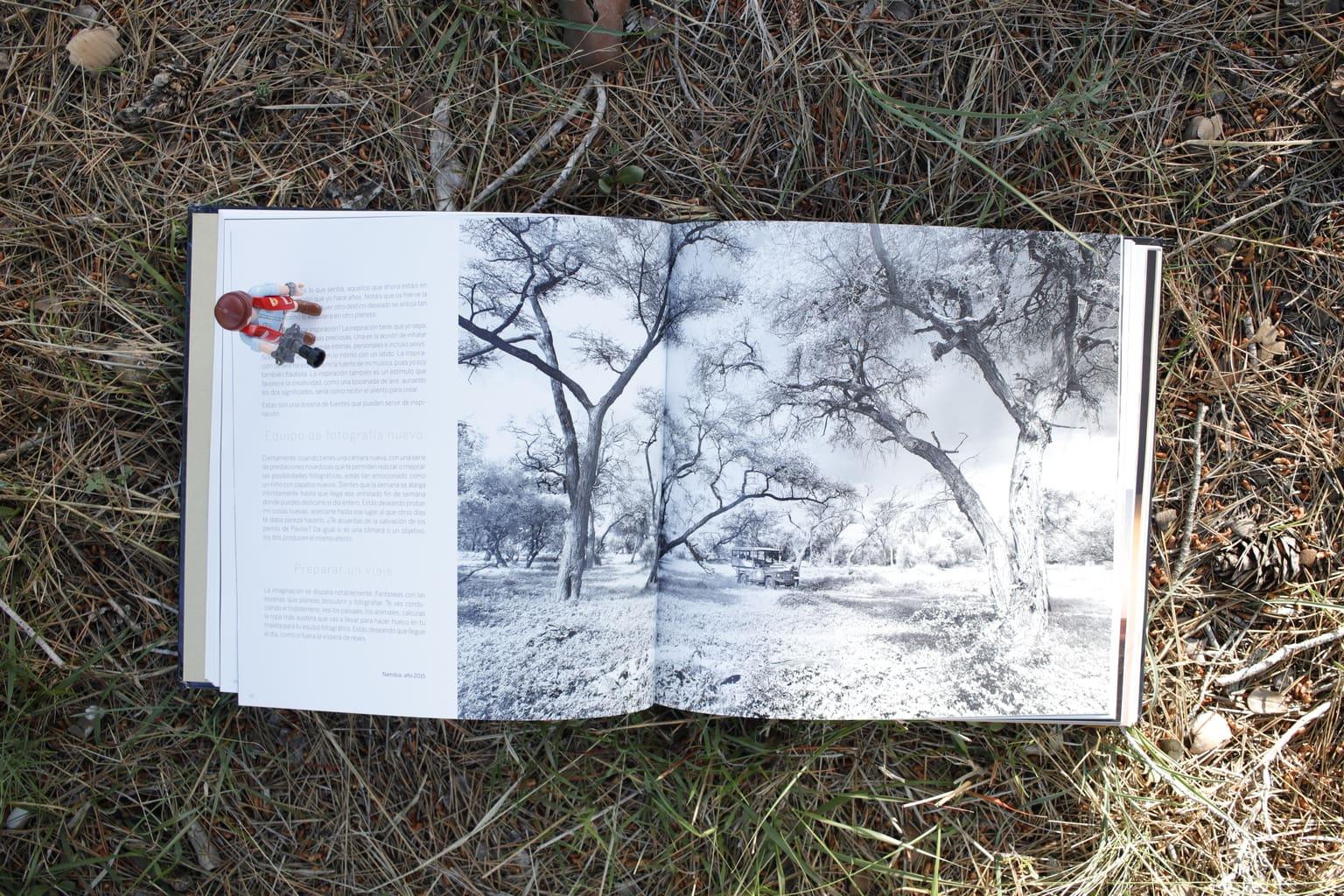 Naturaleza Libro Inspiración + Naturaleza