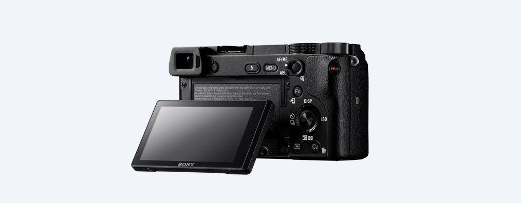 Pantalla Cámara EVIL Sony A6300
