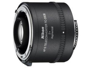 Teleconvertidor Nikon TC-20E