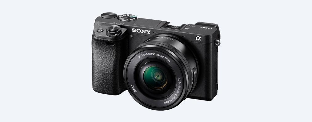 Frontal Cámara EVIL Sony A6300
