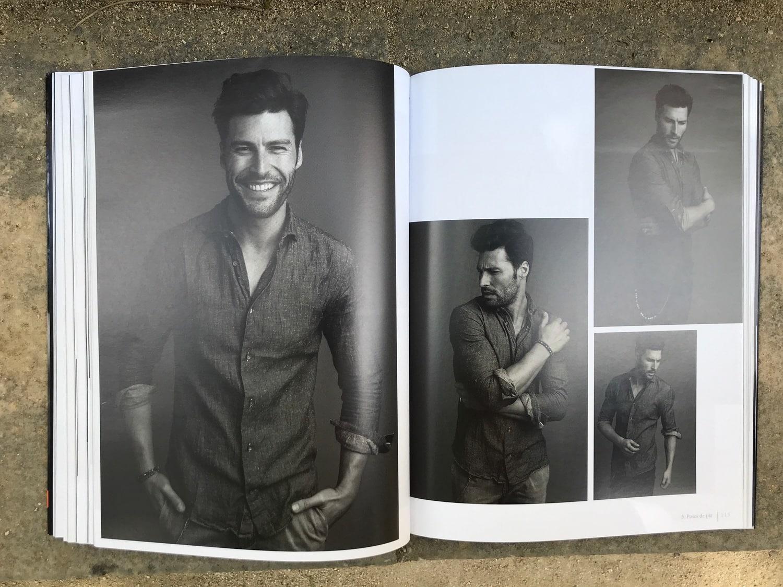 Ejemplos Libro fotografiar al hombre