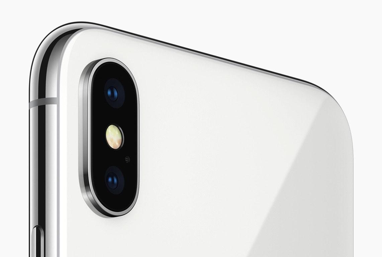 Cámara iPhone X