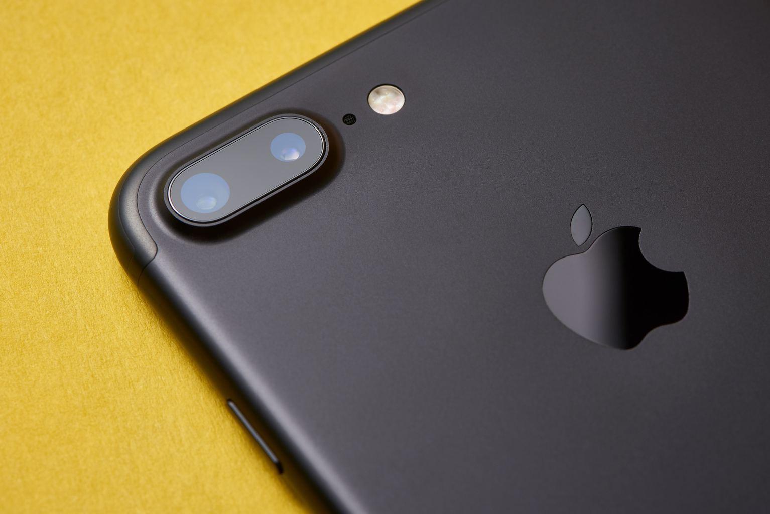 fotografía cámara iPhone