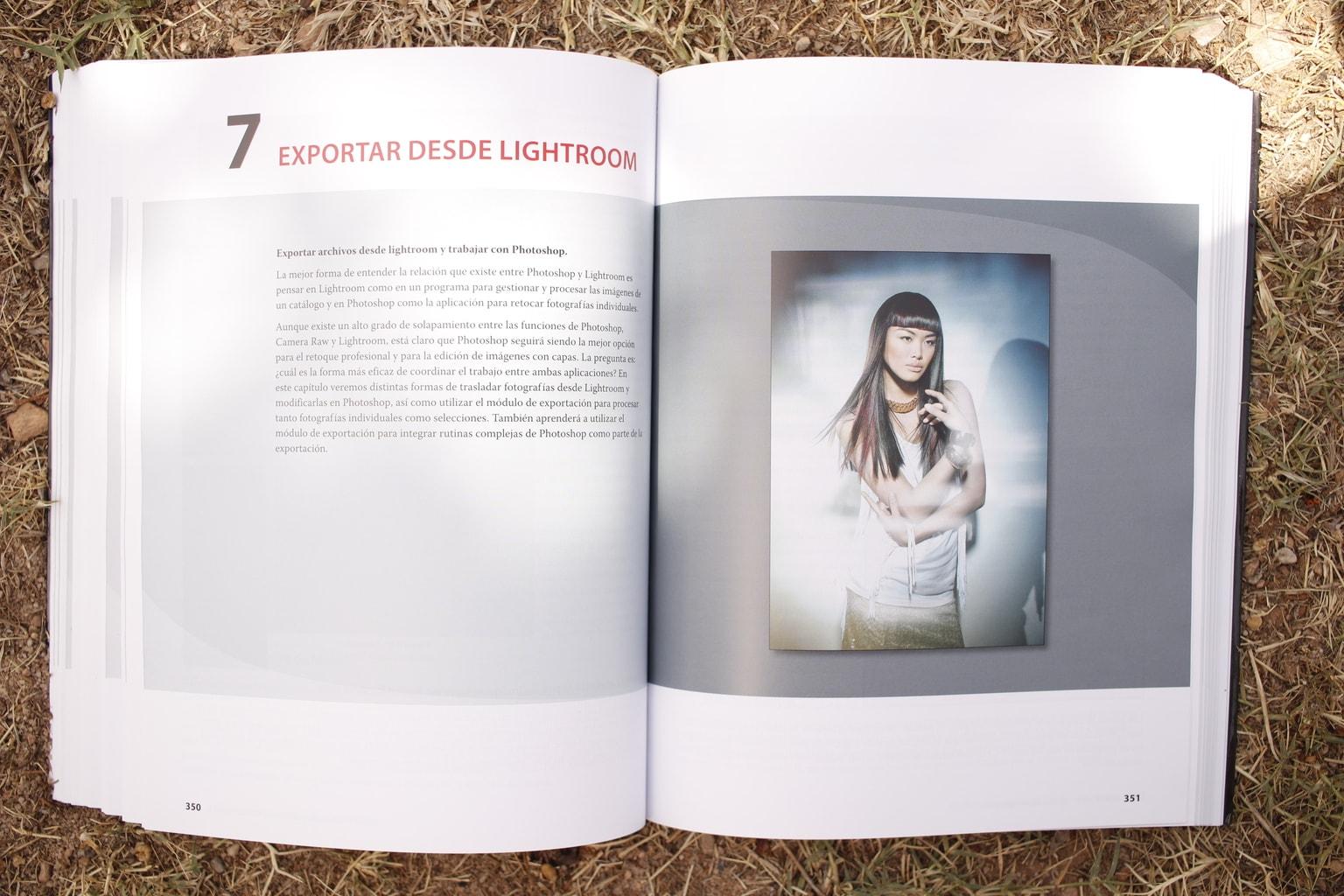 Exportar Libro La Guía Más Completa de Lightroom