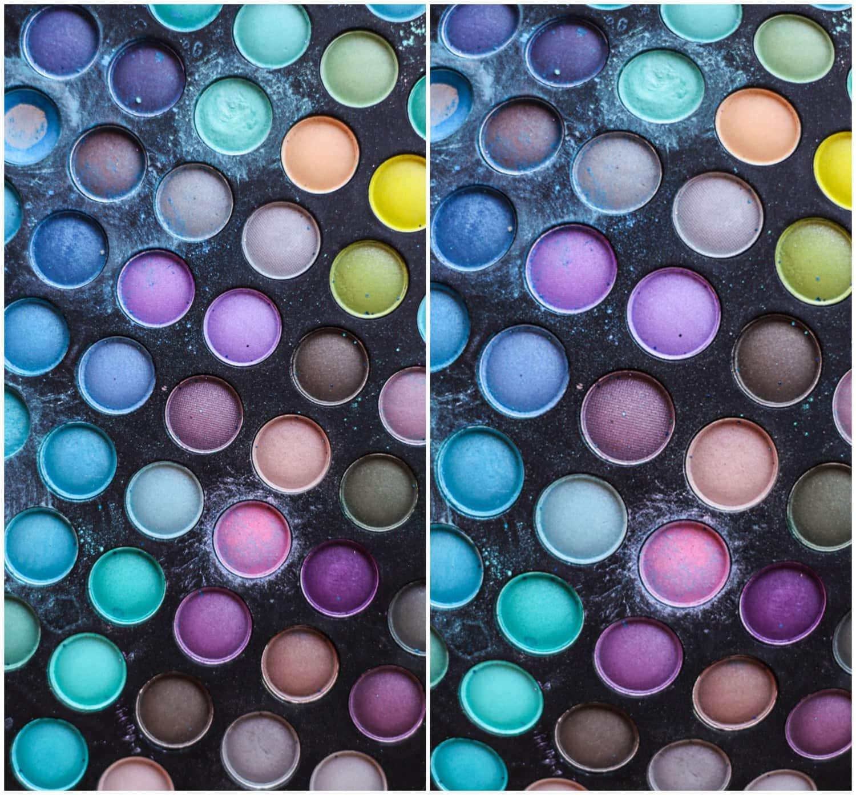 resultado correciones lente lightroom