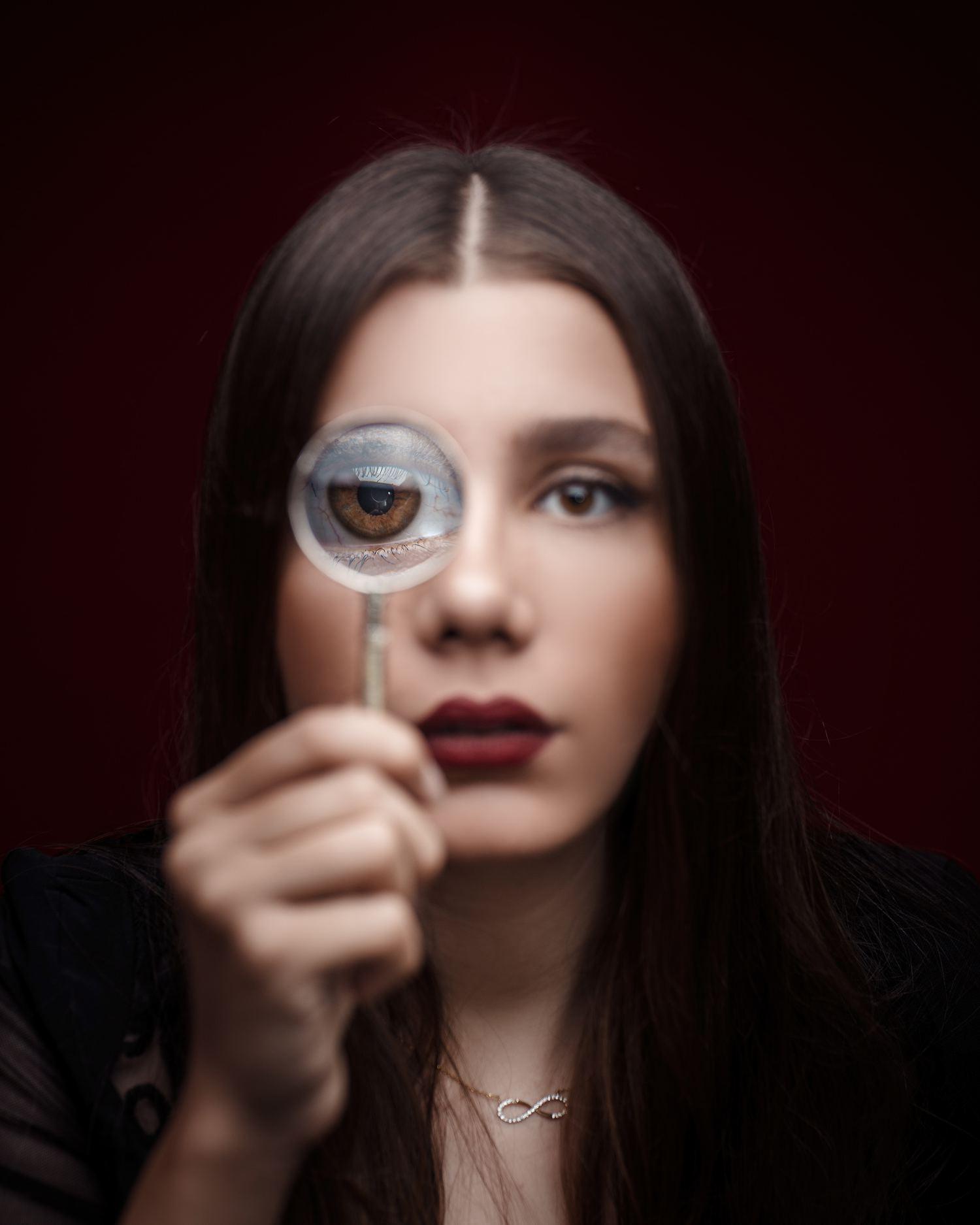 fotografía retrato mujer