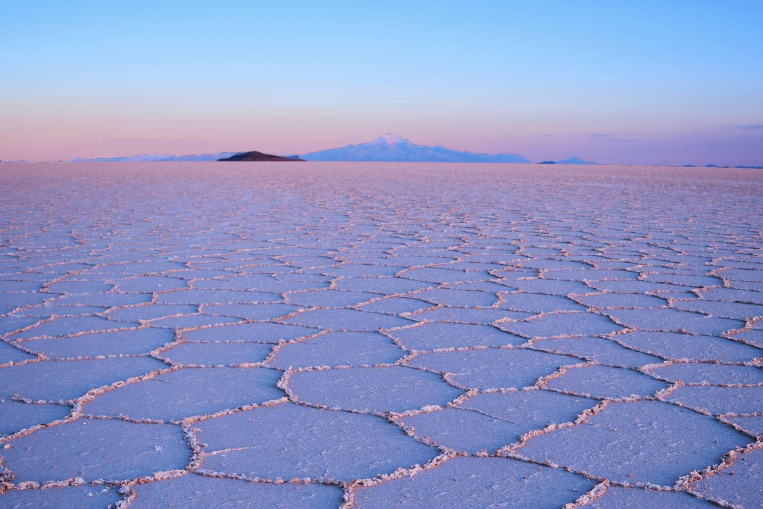 Inquietantes vistas a la sal
