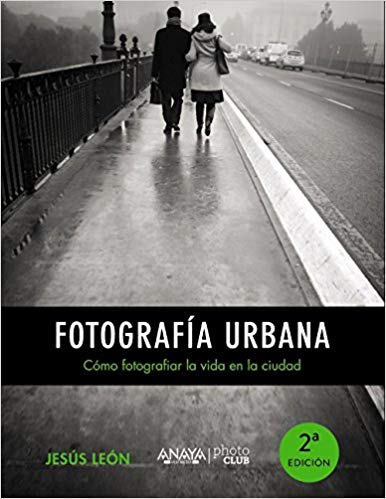 Portada libro Fotografía urbana
