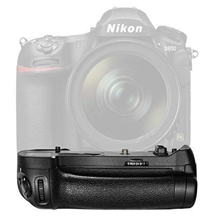 empuñadura Nikon D850