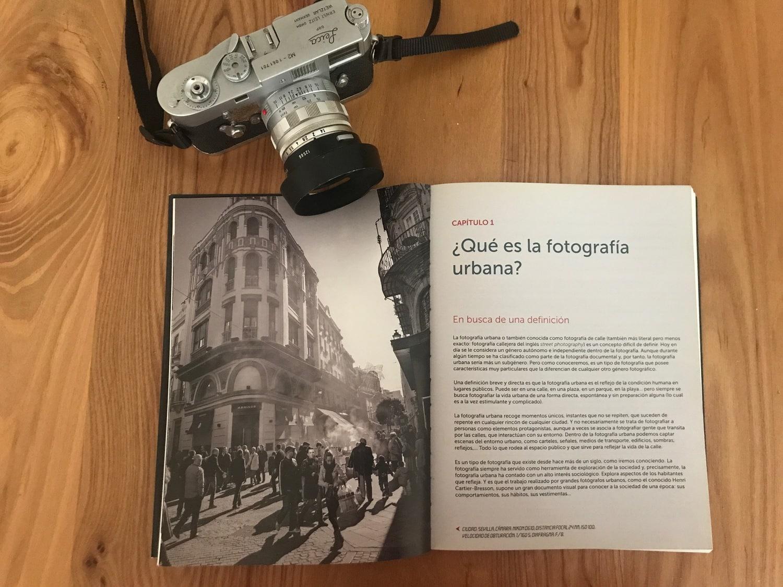 Definición libro Fotografía urbana