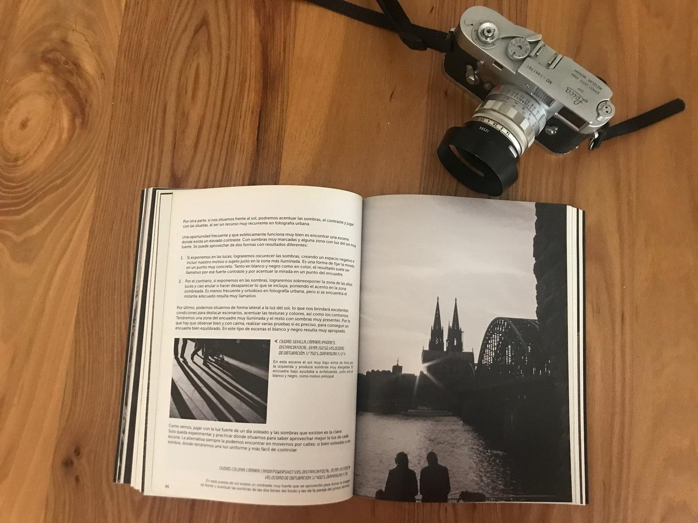 Ejemplo libro Fotografía urbana