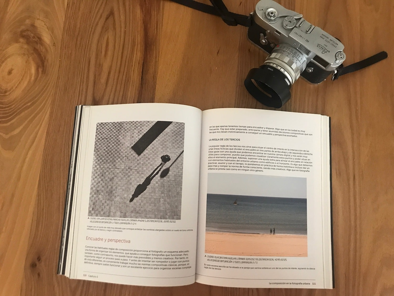 Encuadre libro Fotografía urbana