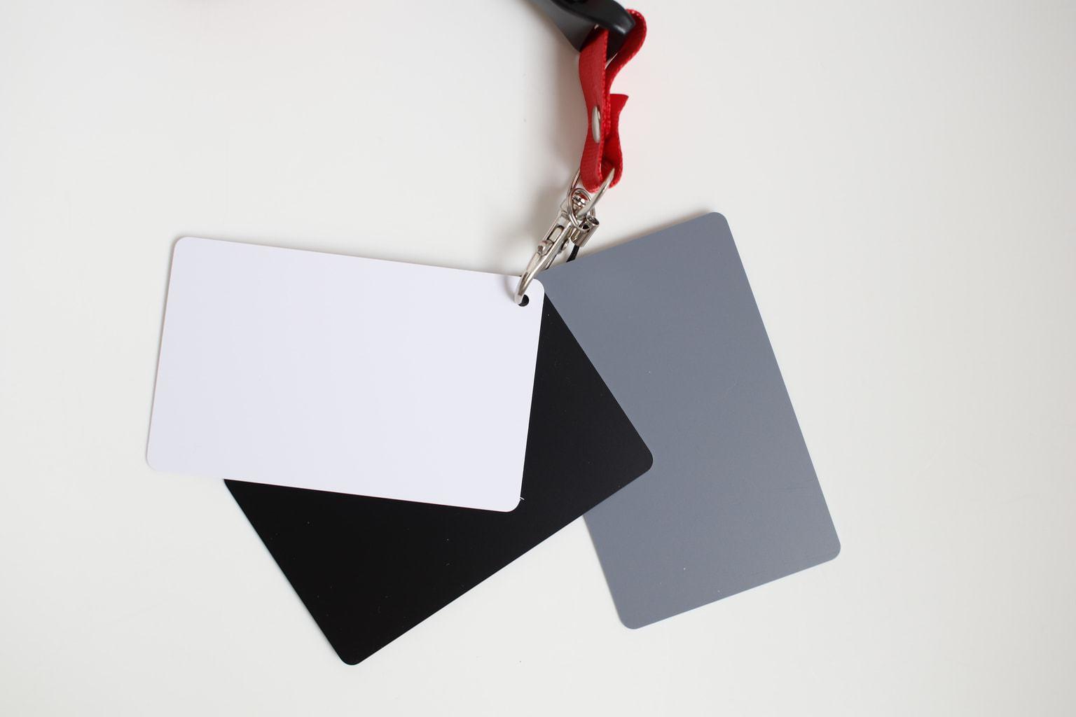 carta de grises