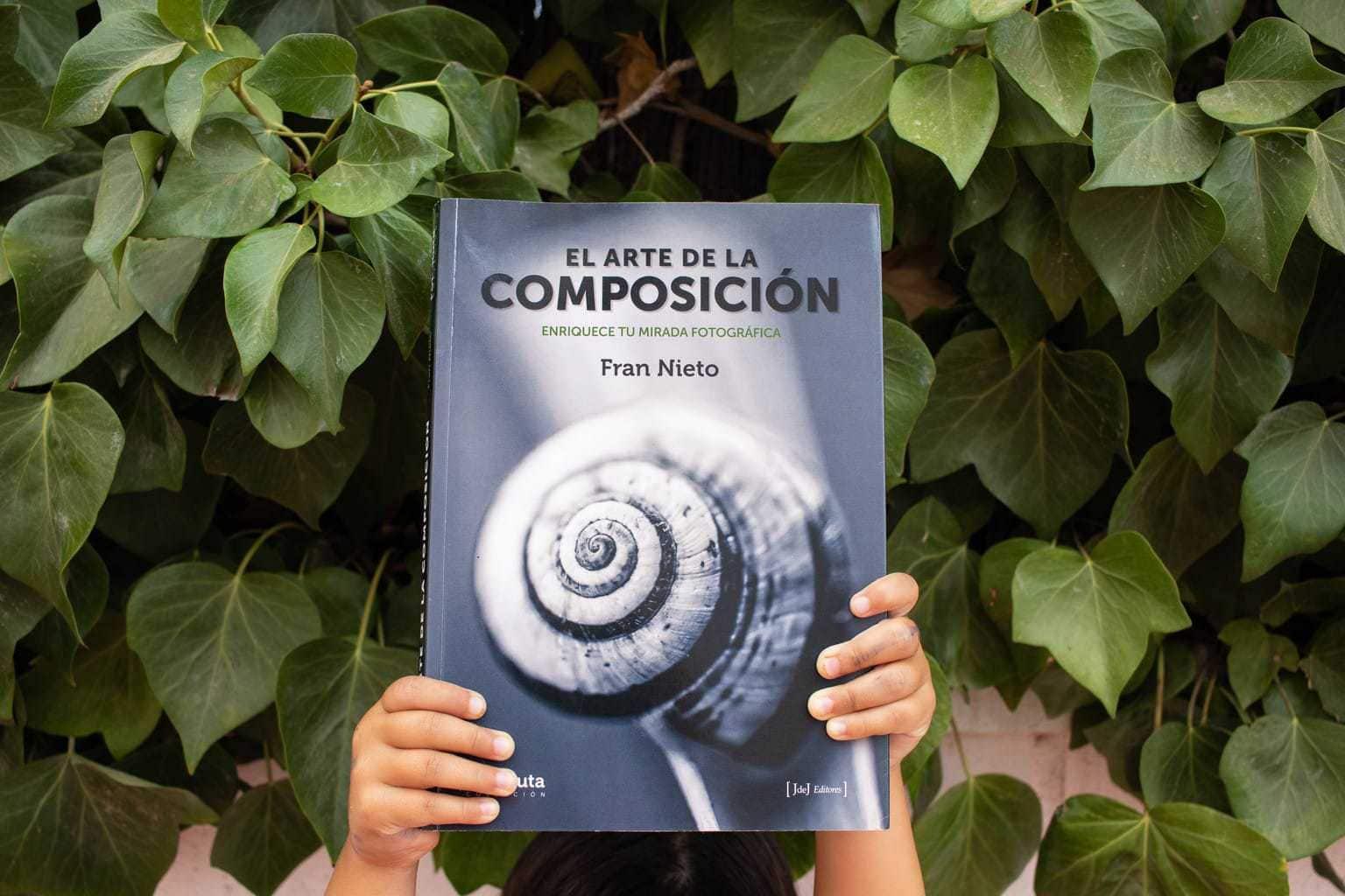 portada entre plantas Libro El Arte de la Composición