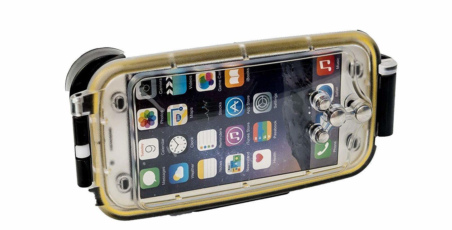 Carcasa submarina Meikon para Iphone