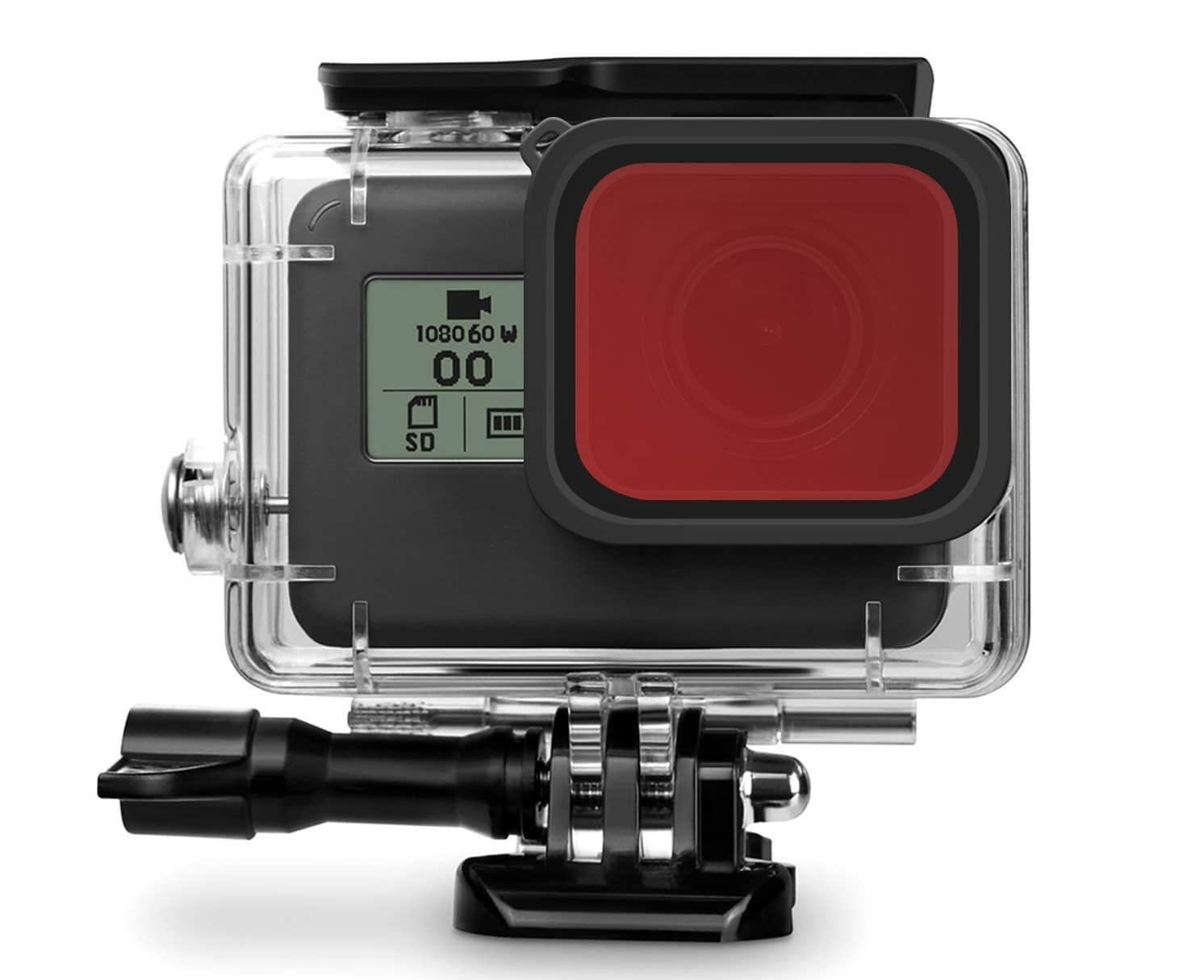 filtro rojo Rhodesia para GoPro Hero 5-6