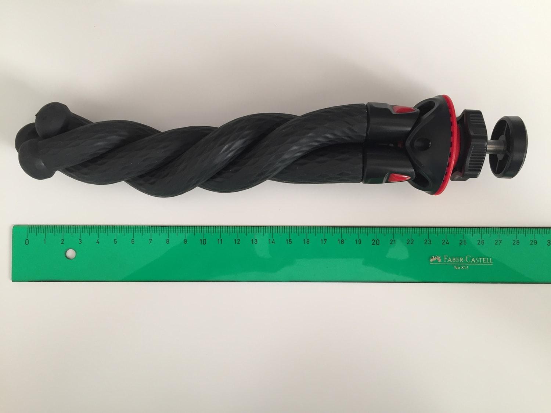 Medición Fotopro trípode flexible