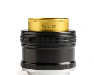 objetivo Lensbaby Twist 60